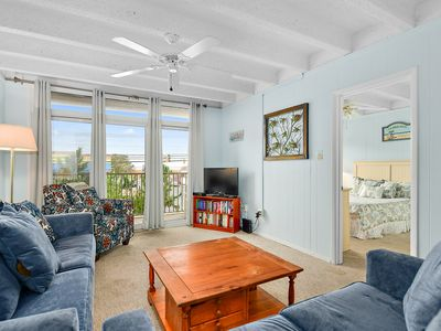 Photo for Ocean Block 3 Bedroom with Outdoor Pool Just Steps to the Beach!