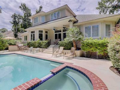 Photo for Beautifully updated private home with lagoon views and kayak dock!