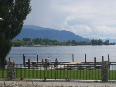 Photo for LAKEFRONT  townhome  family complex, popular  wine country with the best golfing!!!!