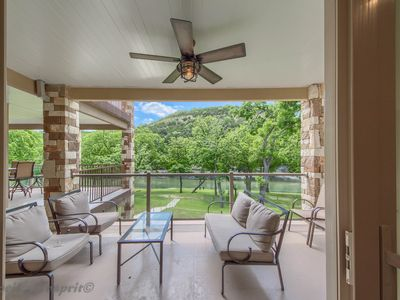 Photo for New Listing! Fabulous 3/2 condo on the Guadalupe River!