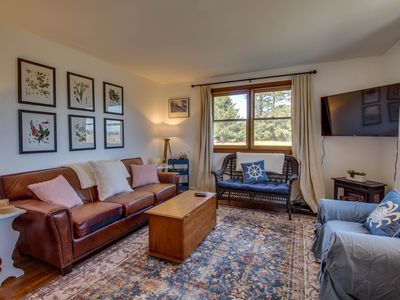 Photo for New Listing! Family-friendly house w/entertainment & views of Mt. Baker-Dogs OK!