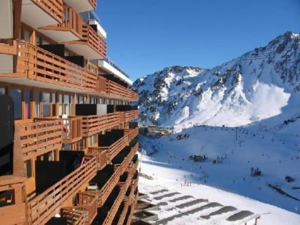 location appartement ski a la mongie