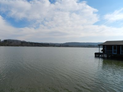 Photo for Local Favorite~Spacious Home for Fun, Sunrises & Fishing on Lake Guntersville!