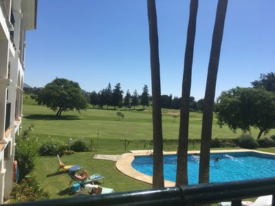 Photo for Fantastic Front Line Golf and Pool Views