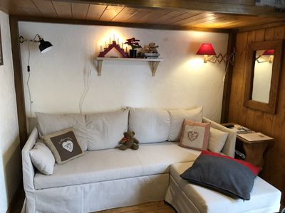 Photo for APARTMENT CLOSE CHAMONIX - from 4 to 6 people - classified 3 stars