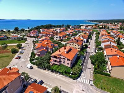 Photo for Holiday apartment Fažana for 4 - 5 persons with 2 bedrooms - Holiday apartment