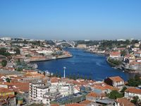BEST spot for view of and visit to Porto!