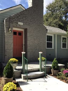 Photo for Newly Remodeled Home minutes from downtown, garden and beaches (on Bike Trail