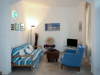 Photo for Nice apartment for 8 people with A/C, TV, balcony and pets allowed