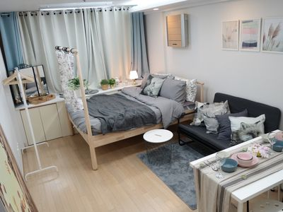 Photo for 1BR Apartment Vacation Rental in 서울