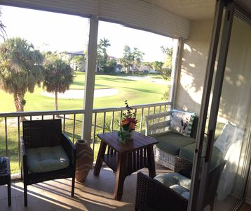 Photo for Beautiful 2bed 2 bath condo in the heart of Naples with great golf course view