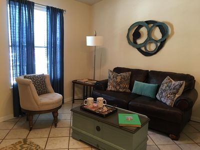 Photo for 1BR Townhome Vacation Rental in Tallahassee, Florida