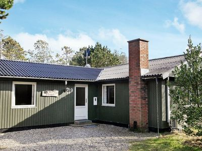 Photo for Secluded Holiday Home in Jutland near the Sea