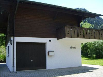 Photo for Apartment Aennu # 1 in Lenk - 2 persons, 1 bedrooms
