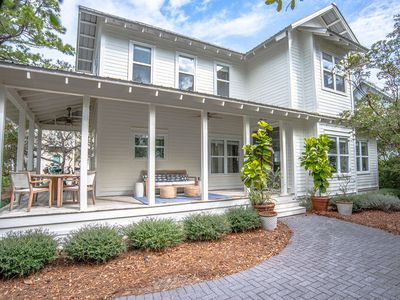 Photo for Olive's Cottage, 30A Cottages, The Hammocks at Seagrove, Walk to Beach & Seaside!
