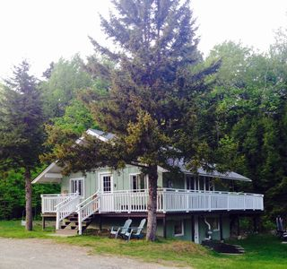 Photo for The River House 1 Mile To Mount Snow, waterfront, Mt. Views, free shuttle +canoe