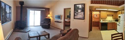 Photo for Family Friendly- Sleeps 6, fitness club, hot tub, located in McCall
