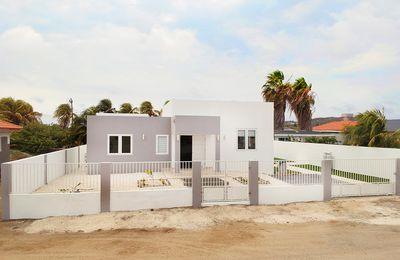 Photo for Modern house with a big yard. The house is close to the high rise hotels.
