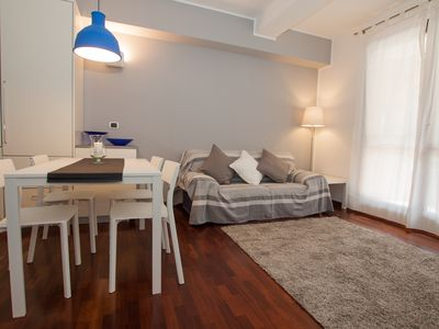 Photo for GAIA HOUSE. Modern apartment in a quiet area