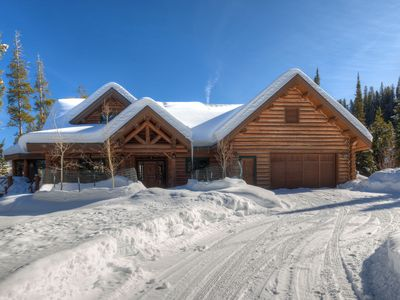 Photo for Amazing Home in the Big Sky Base Area,Convenient Location  (213573-1058)