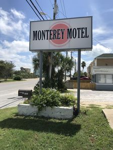 Photo for Pet-Friendly Motel on East End of Beach - Kitchenettes in All Rooms