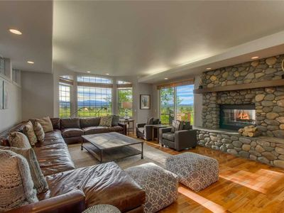 Photo for 5000 Acres at Martis Valley - Northstar: 5 BR / 6 BA five bedrooms in Truckee, Sleeps 12