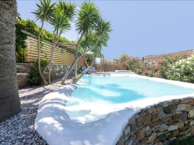 Photo for Amazing 1-Bedroom House in Tinos