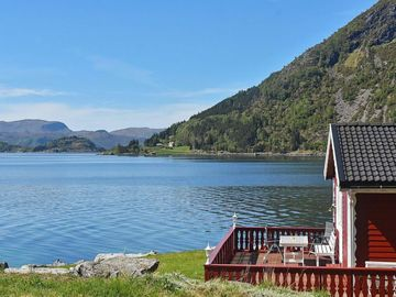 Vacation home Rundereim  in Selje, Northern Fjord Norway - 6 persons, 3 bedrooms