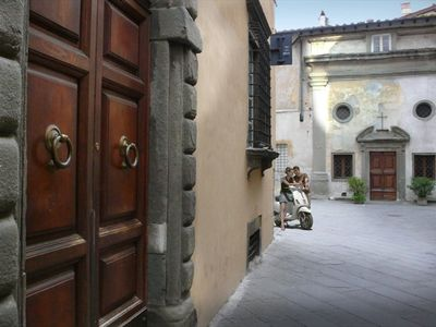Photo for Experience Italian Luxury in Historical Center A/C WiFi
