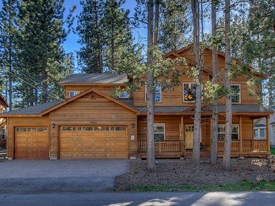 Photo for Spacious Luxury Home Near Heavenly, 5 Br, 4 Bath, Sleeps 10, Tesla Wall Charger