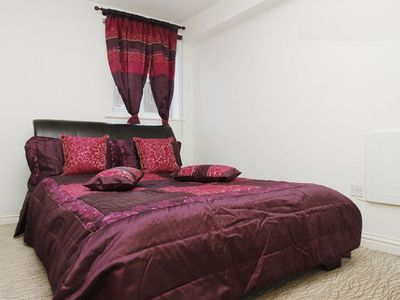 Photo for Fully Furnished To A Very High Standard, Free Wi-fi And Free Parking