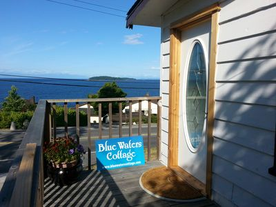 Welcome to Blue Waters Cottage