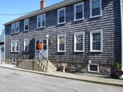 Stonington Borough first floor one bedroom furnished apartment.