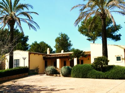 Photo for Villa Con Internet A 800 Mt Del Mar