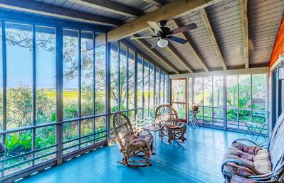 Photo for Waterfront house - amazing views - golf cart included!!