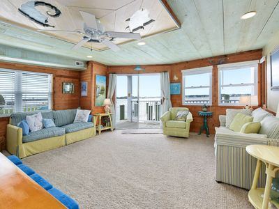 Photo for The Best Fishing In Ocean City Can Be Found On This Home's Private Pier!