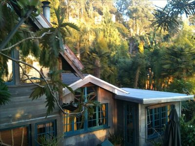 Maybeck Jewel overlooks Golden Gate, UC Bell Tower, walk to Chez Panisse, Tilden