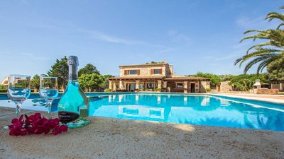 Photo for Tovell 8 - Great stone country house with pool and internet