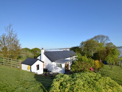 Photo for Found on the owners' smallholding 11 miles from Aberporth, is this former barn which has been beau
