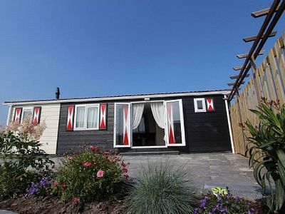 Photo for Luxury chalet close to the beach, sea, forest and cities Domburg, Vlissingen etc.