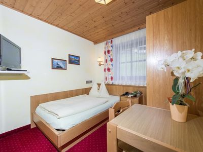 Photo for Single room with shower, WC - Hotel Sonnhof