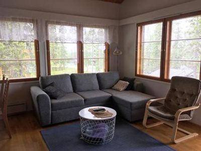 Photo for Vacation home Karhunvartijan linna b16 in Kuusamo - 6 persons, 2 bedrooms
