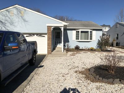 Photo for Cozy Cape May Rental 3 bedroom, 1 1/2 baths (Pet Friendly)
