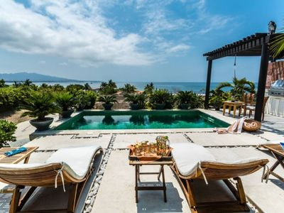 Photo for A tropical dream home with access to the most exclusive beach clubs in Punta Mita