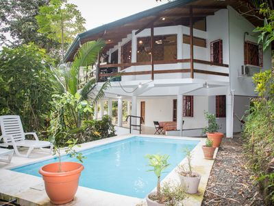 Photo for Exotic Escape to Rainforest Home with Pool, Gated, <10 Min To Beach, WiFi/AC