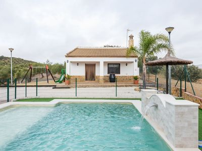 Photo for Quaint Holiday Home in Sevilla with Swimming Pool