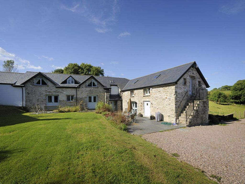beautiful barn conversion near the beach in carmarthenshire