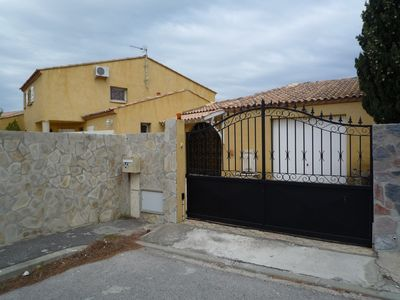 Photo for Gruissan character villa 12 people, quiet near all atractions