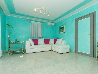 Photo for Duplex apartment for 4-6persons - 500m from the beach
