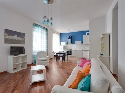 Photo for Apartment in the center of Trieste with Washing machine (641711)